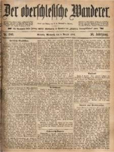 Der Oberschlesische Wanderer, 1883, Jg. 56, Nr. 180