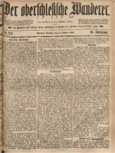 Der Oberschlesische Wanderer, 1883, Jg. 56, Nr. 227