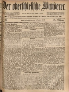 Der Oberschlesische Wanderer, 1883, Jg. 56, Nr. 231