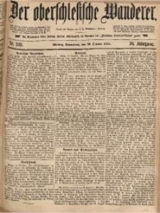 Der Oberschlesische Wanderer, 1883, Jg. 56, Nr. 243