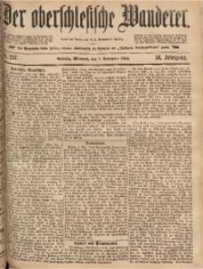 Der Oberschlesische Wanderer, 1883, Jg. 56, Nr. 257