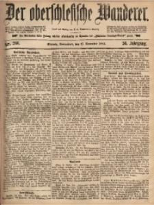 Der Oberschlesische Wanderer, 1883, Jg. 56, Nr. 266