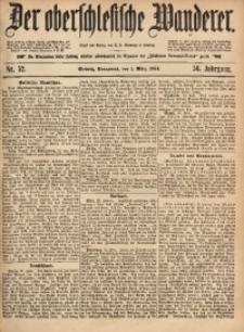 Der Oberschlesische Wanderer, 1884, Jg. 56, Nr. 52