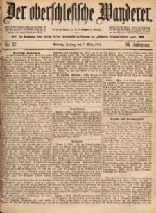 Der Oberschlesische Wanderer, 1884, Jg. 56, Nr. 57