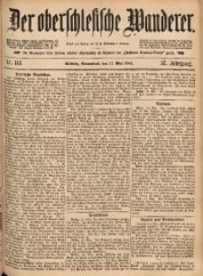 Der Oberschlesische Wanderer, 1884, Jg. 57, Nr. 114