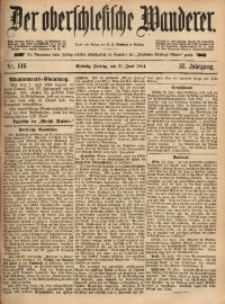 Der Oberschlesische Wanderer, 1884, Jg. 57, Nr. 146