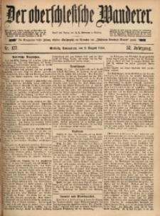 Der Oberschlesische Wanderer, 1884, Jg. 57, Nr. 177