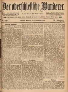 Der Oberschlesische Wanderer, 1884, Jg. 57, Nr. 269