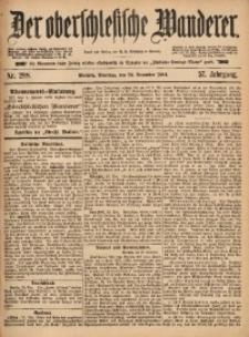 Der Oberschlesische Wanderer, 1884, Jg. 57, Nr. 298