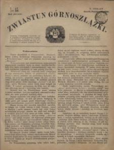 Zwiastun Górnoszlązki, 1868, R. 1, nr 43
