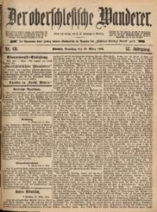 Der Oberschlesische Wanderer, 1885, Jg. 57, Nr. 69