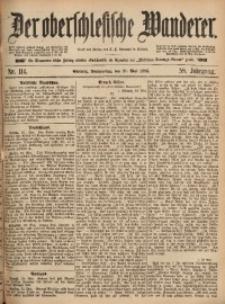Der Oberschlesische Wanderer, 1885, Jg. 58, Nr. 114