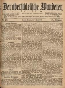 Der Oberschlesische Wanderer, 1885, Jg. 58, Nr. 127