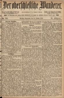 Der Oberschlesische Wanderer, 1885, Jg. 58, Nr. 245
