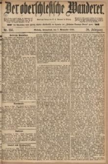 Der Oberschlesische Wanderer, 1885, Jg. 58, Nr. 257