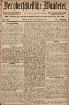 Der Oberschlesische Wanderer, 1885, Jg. 58, Nr. 292