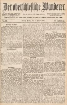 Der Oberschlesische Wanderer, 1887, Jg. 59, Nr. 17