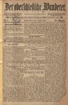 Der Oberschlesische Wanderer, 1886, Jg. 58, Nr. 1