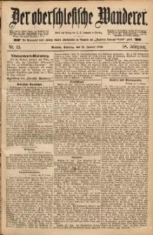 Der Oberschlesische Wanderer, 1886, Jg. 58, Nr. 25