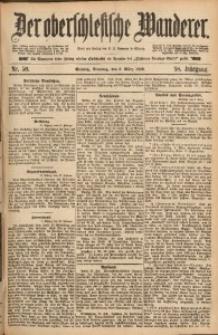 Der Oberschlesische Wanderer, 1886, Jg. 58, Nr. 50