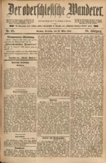 Der Oberschlesische Wanderer, 1886, Jg. 58, Nr. 68