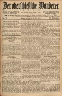 Der Oberschlesische Wanderer, 1886, Jg. 58, Nr. 71