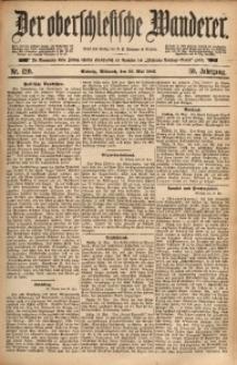 Der Oberschlesische Wanderer, 1886, Jg. 59, Nr. 120
