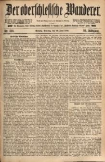 Der Oberschlesische Wanderer, 1886, Jg. 59, Nr. 140