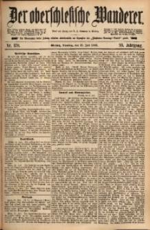 Der Oberschlesische Wanderer, 1886, Jg. 59, Nr. 170