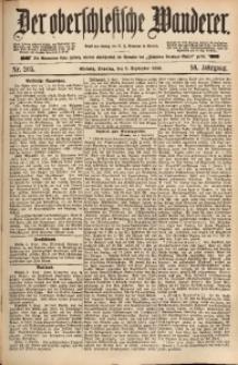 Der Oberschlesische Wanderer, 1886, Jg. 59, Nr. 205