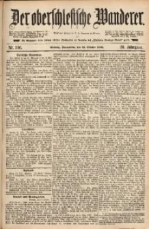 Der Oberschlesische Wanderer, 1886, Jg. 59, Nr. 246