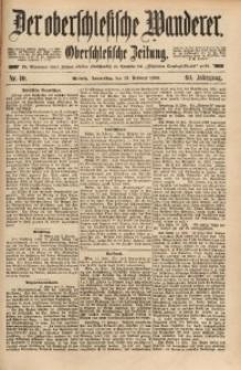 Der Oberschlesische Wanderer, 1888, Jg. 60, Nr. 40