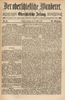 Der Oberschlesische Wanderer, 1888, Jg. 60, Nr. 74