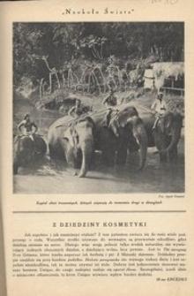 Naokoło świata, 1925, nr 10