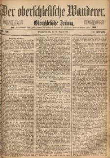 Der Oberschlesische Wanderer, 1888, Jg. 61, Nr. 198