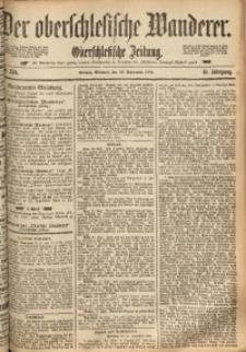 Der Oberschlesische Wanderer, 1888, Jg. 61, Nr. 224