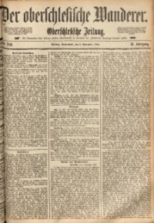 Der Oberschlesische Wanderer, 1888, Jg. 61, Nr. 256
