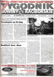 Nowiny Raciborskie. R. 6, nr 32 (284).