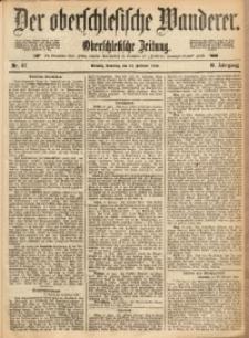 Der Oberschlesische Wanderer, 1889, Jg. 61, Nr. 47
