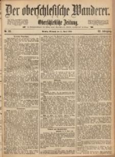 Der Oberschlesische Wanderer, 1889, Jg. 62, Nr. 95