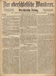 Der Oberschlesische Wanderer, 1889, Jg. 62, Nr. 102