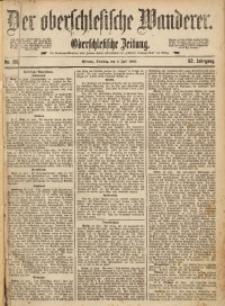 Der Oberschlesische Wanderer, 1889, Jg. 62, Nr. 150