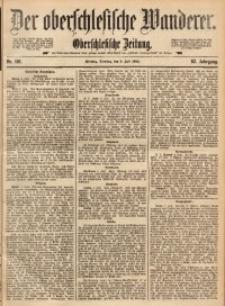 Der Oberschlesische Wanderer, 1889, Jg. 62, Nr. 156