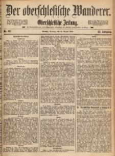 Der Oberschlesische Wanderer, 1889, Jg. 62, Nr. 192