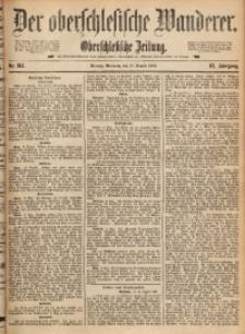 Der Oberschlesische Wanderer, 1889, Jg. 62, Nr. 193