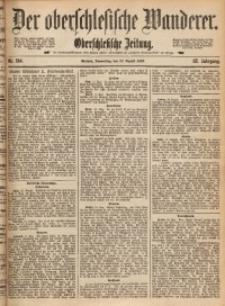 Der Oberschlesische Wanderer, 1889, Jg. 62, Nr. 194