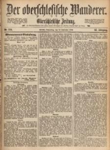 Der Oberschlesische Wanderer, 1889, Jg. 62, Nr. 224