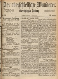 Der Oberschlesische Wanderer, 1889, Jg. 62, Nr. 228
