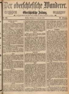 Der Oberschlesische Wanderer, 1889, Jg. 62, Nr. 282