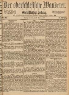 Der Oberschlesische Wanderer, 1889, Jg. 62, Nr. 295